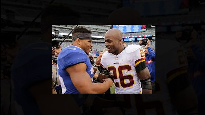 Fast DC Sports - Redskins - Giants
