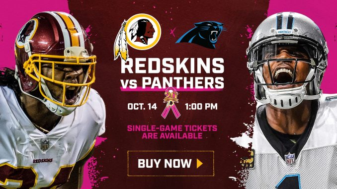 Fast DMV Sports - Redskins-Odds Image