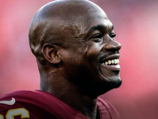 Fast DMV Sports - Adrian Peterson Image