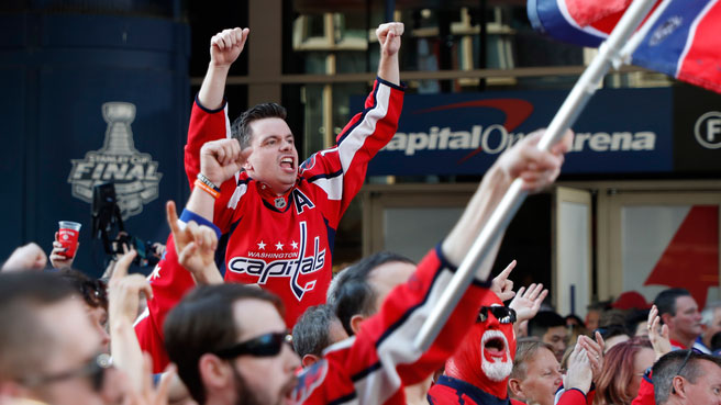 Fast DMV Sports - Capitals Fans Image