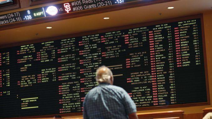Fast DMV Sports - Gambling Image