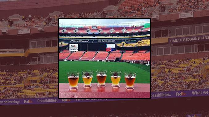 Fast DMV Sports - Beer Vendors Image