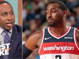Fast DC Sports - stephen a and john wall image