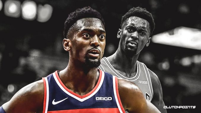NEW WIZARDS LEAD 134-125 WIN OVER THEIR OLD BULLS