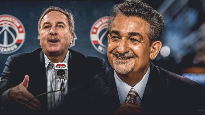 WHY THE WIZ' ERNIE GRUNFELD IS THE WORST EXEC IN SPORTS!