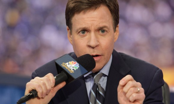 COSTAS CONCUSSION TALK GOT HIM BOUNCED FROM 2018 SUPER BOWL